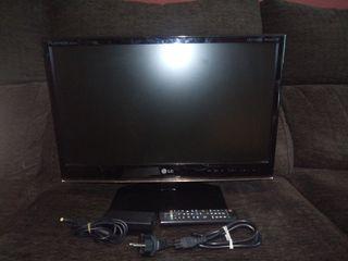 """Televisión LED LG 21"""" full HD HDMI USB"""