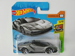Hot Wheels Lamborghini Centenario Roadster nuevo