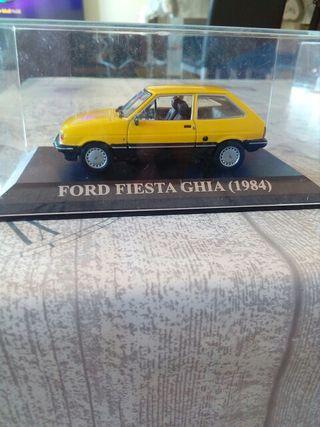 ford fiesta (1984) 1/43