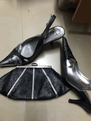 Zapatos fiesta 38