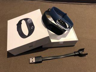 Fitness tracker + 2 bracelet - Xiaomi MI band
