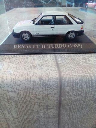 Renault 11 turbo 1/43