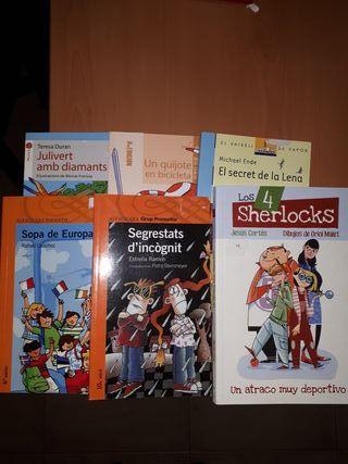 Llibres/libros infantils i juvenils. 6€ unitat