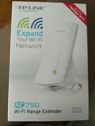 Adaptador AC 750 WiFi