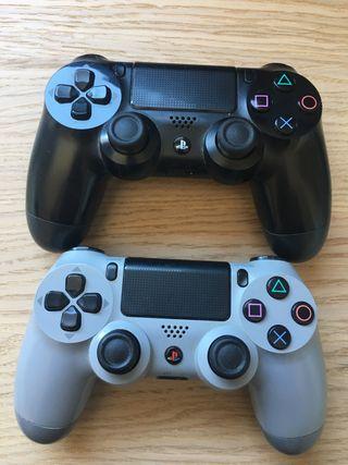Pack dos mandos PS4