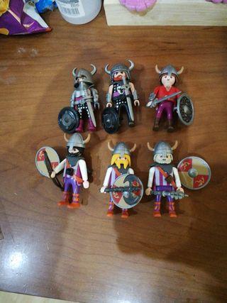 playmobil vikingos.