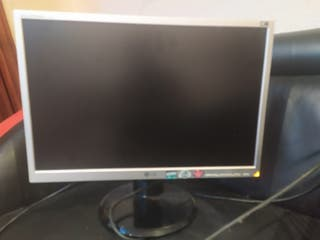 TFT LCD 22 Monitor HDMI Flatron Gaming y Pc