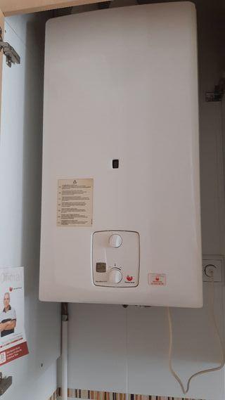 Calentador saunier duval opaliafast f17 E