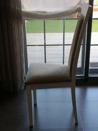 Conjunto 6 sillas de comedor