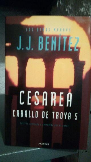Caballo de Troya 5.-J.J.Benitez