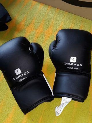 gusntes de boxeo