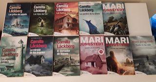 Lote novela negra nórdica