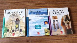 Libros Mundo Azul