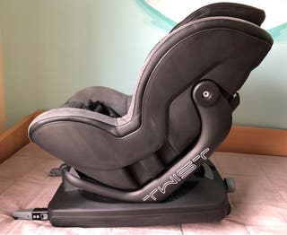 Silla Coche Twist de Be Cool. G:0-1. ACM/AFM.