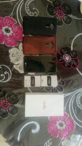 LG G4 + Dos baterias