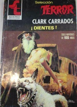 Colección 500 novelas de terror