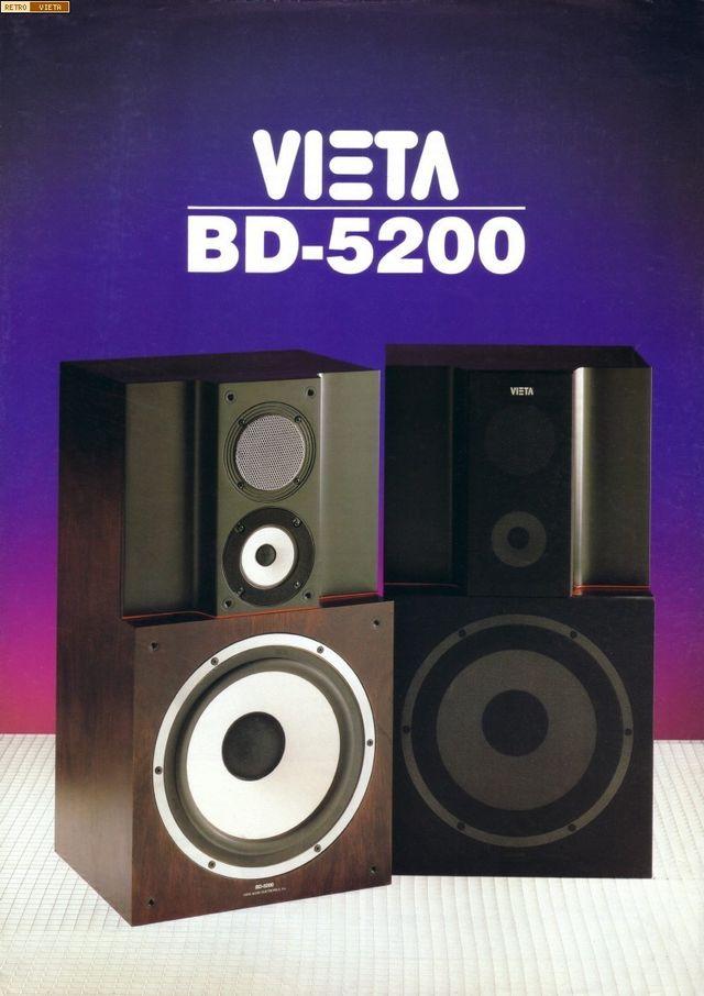 Dos pantallas acústicas VIETA un amplifi. VIETA