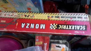 SCALECTRIC MONZA