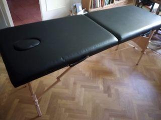 Camilla masajes portatil