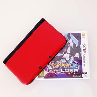 Nintendo 3DS XL + 2 Juegos