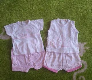 Conjuntos ropa bebé