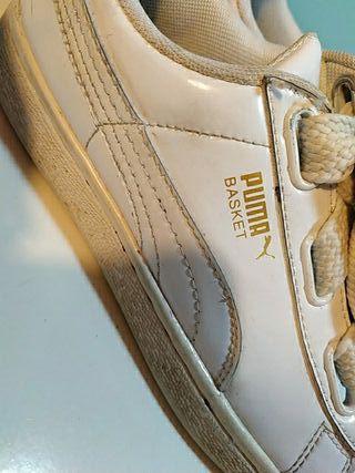 deportivas/zapatillas/playeras Puma Basket