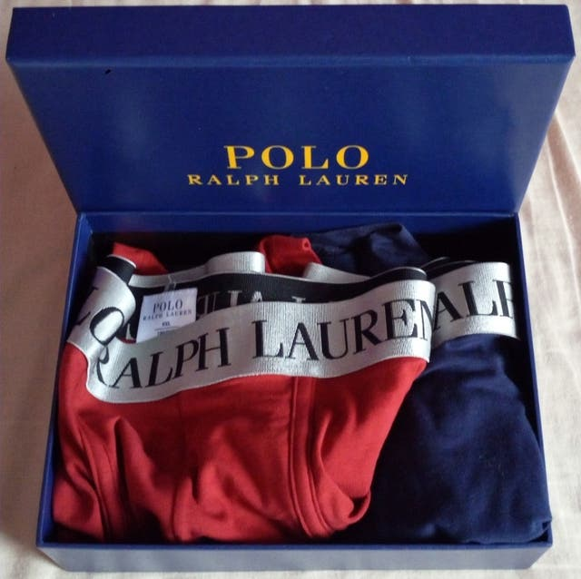 RRP£50 Ralph Lauren Boxers in gift box