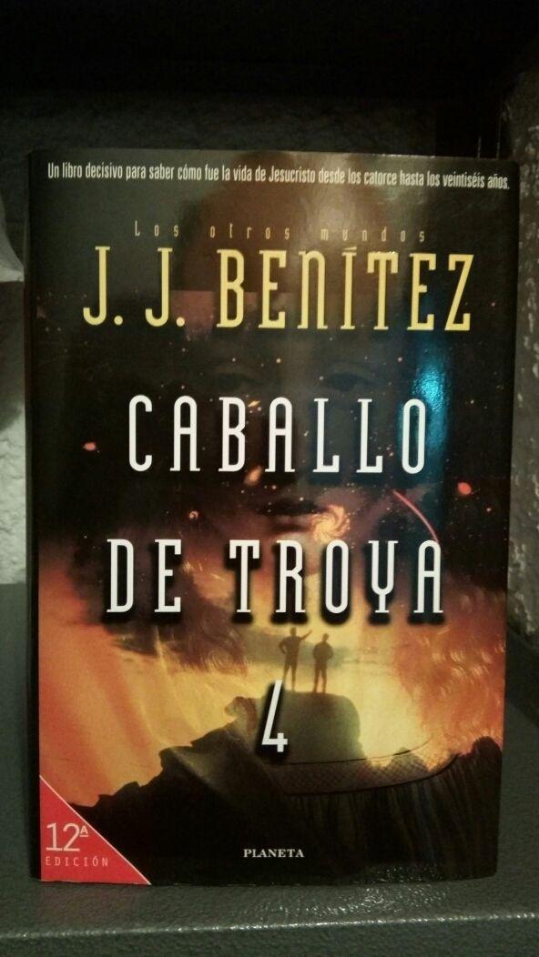 Caballo de Troya 4.-J.J.Benitez