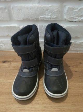 Botas de nieve niño talla 31