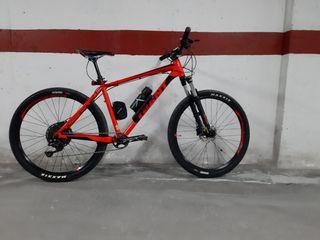 vendo bicicleta giant talon