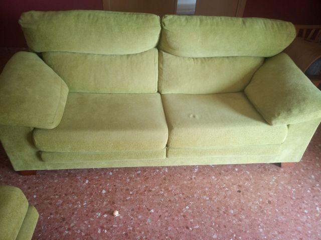 Sofa 3plazas + Sofa 2plazas