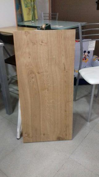 madera para hacer mesa