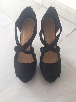 Sandalias de tacón Marypaz
