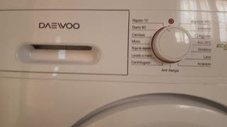 lavadora Daewoo 8 kilos