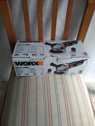 Radial Worx 750 W