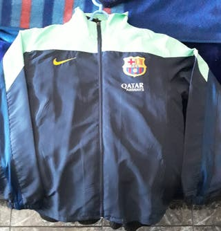 chandal Barcelona Talla M sin uso