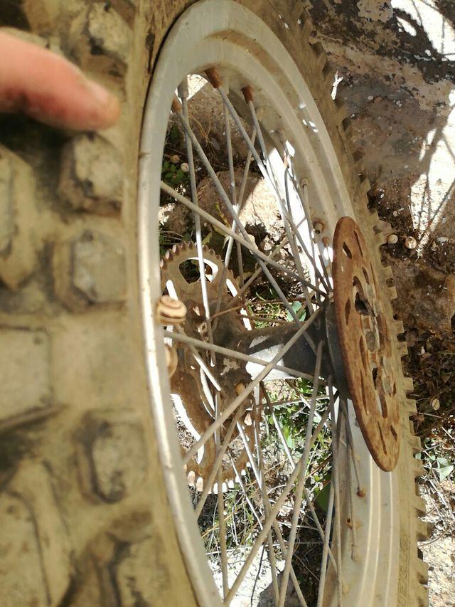 ruedas de moto cocro