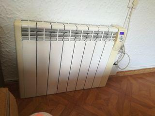 Radiador electrico marca ACESOL