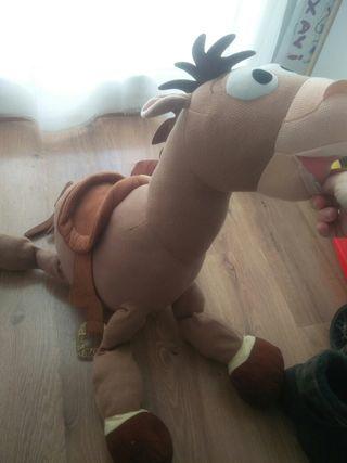 peluche gigante perdigon toy story