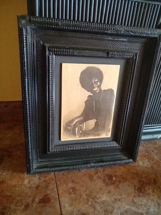 cuadro Michael Jackson o marco