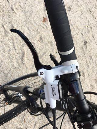 bicicleta electrica Bh evocross