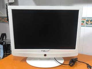 "TV NEVIR 22"" Blanco NVR-7045TDXT-22B"