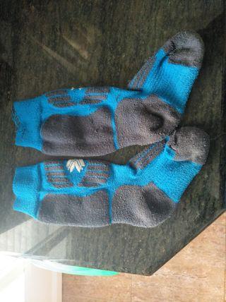 Calcetines de nieve cálidos de niño. 27/30