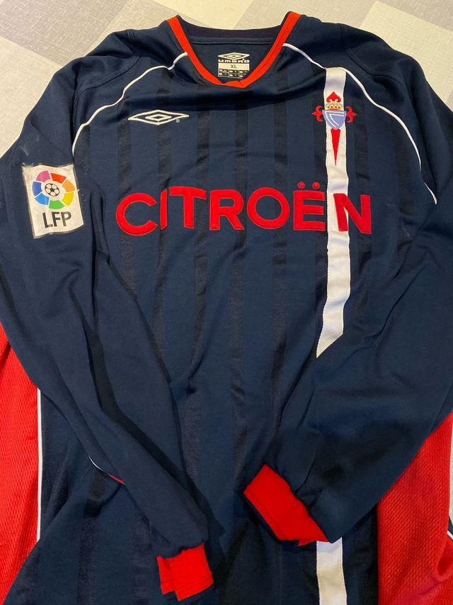 Camiseta JANDRO match worn celta