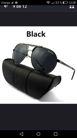 Gafas de sol nuevas Police con cristales oscuros