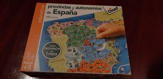 Puzzle España