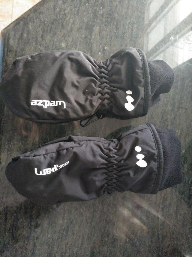 Manoplas/guantes de nieve para niñ@