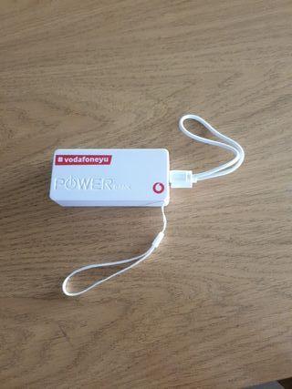 batería recargable para móvil
