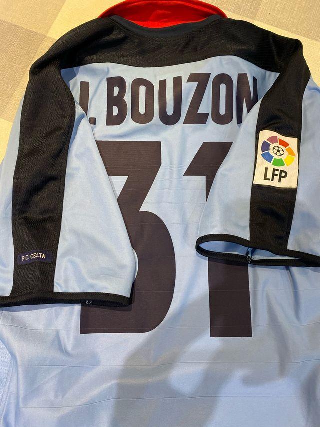Camiseta BOUZON match worn