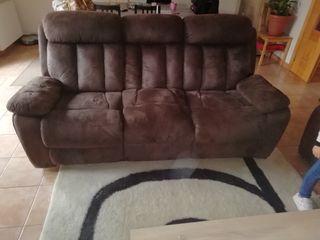 sofá tres plazad